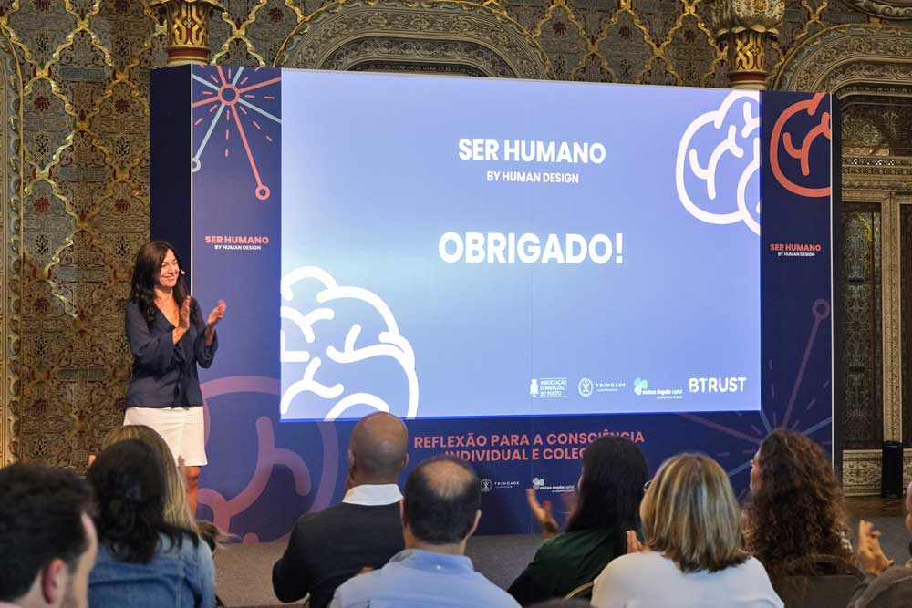 conferência ser humano